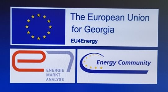 Kick-off meeting zur EU4Energy-Initiative in Tiflis, Georgien